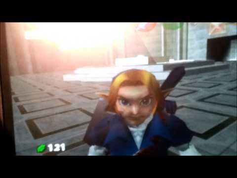 Test Texture Pack Zelda 3DS for Zelda OOT 64 + MOD Adult Link 3D by