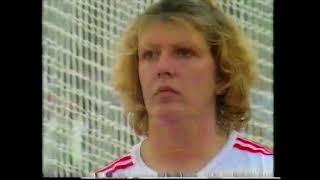 Elina Zvereva 64.46m Discus Helsinki 1994