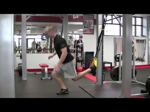 Suspension Single Leg Jump