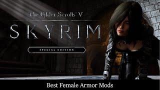 Skyrim SE Female Armor Mods