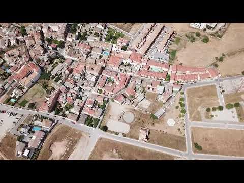 Piscina Municipal de Pulianas y Trampolín a 300 metros de altura