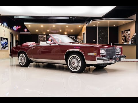 Video of '84 Eldorado - QRD4