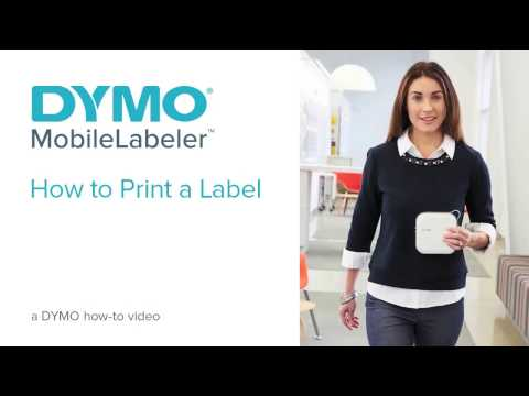 Dymo Mobile Labeler
