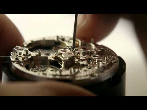 "Watch experts and artisans assemble ""the world's most complicated wristwatch"" (Patek Philippe Grandmaster Chime). [10:37]"