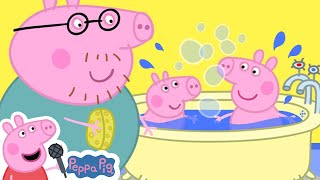 Expert Daddy Pig | Peppa Pig Songs | Peppa Pig Nursery Rhymes & Kids Songs
