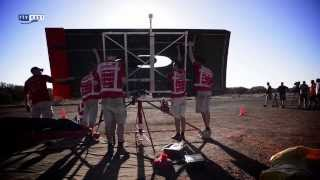 Solar Team Twente 3de in Solar Challenge