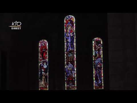 Prière du Milieu du jour du 10 septembre 2021 des Bénédictines du Sacré-Coeur de Montmartre