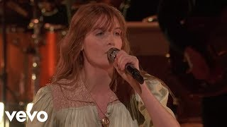 Hunger (En Vivo) - Florence And The Machine (Video)