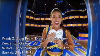 💃 Mackenzie Ziegler - Dancing With The Stars: Juniors Performances