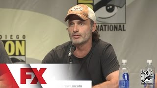 Comic-Con 2015: Andrew Lincoln