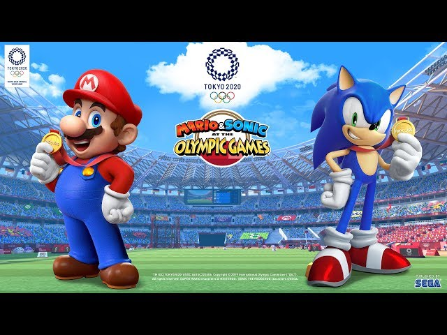 Join The Olympics With The Nintendo Switch Game Mario Sonic At The Olympic Games Tokyo 2020