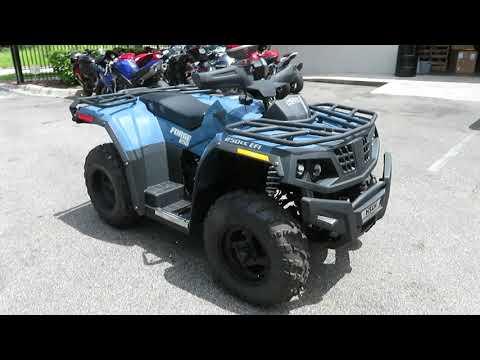 2021 Hisun Forge 250 in Sanford, Florida - Video 1