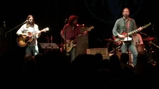 "Rich Robinson Band 2016-07-28 Sellersville Theater Sellersville PA ""Everything's Alright"""
