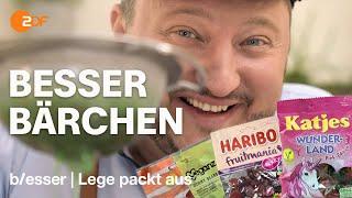 Wunderbar vegan: Sebastian macht Gummibärchen ganz ohne Gelatine   Lege packt aus