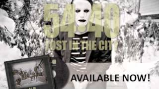 5440 - Lost in the City