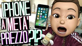 IPHONE A METÀ PREZZO?!😱💸 UNBOXING IPHONE XS MAX + MY Memoji! | Adriana Spink