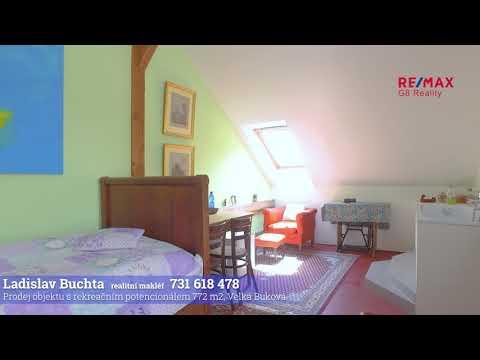 Video z << Prodej chalupy, 772 m2, Velká Buková >>