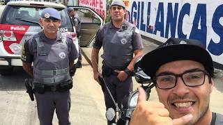 DOGUETE TOMANDO ENQUADRO DA PM - GoOut!