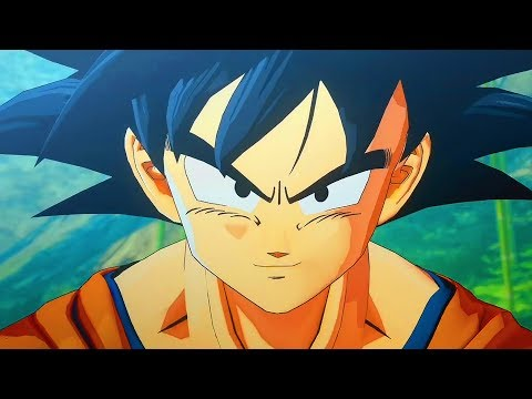 Dragon Ball Game Project Z  - Official Reveal Trailer (NEW Dragon Ball Game)