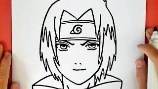 Dessiner naruto et sasuke okclips net - Comment dessiner sasuke ...