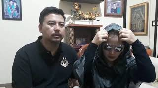 Proses Pemakaman Mertua dari Artis dan Presenter Vega Darwanti di Purwakarta