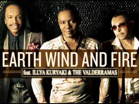 Earth, Wind & Fire - Sign On feat. Illya Kuryaki & the Valderramas (Exclusivo Imperio Sur)
