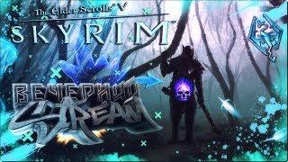 МАДАНАХ - TES V: Skyrim vs mods [ВЕЧЕРНИЙ STREAM]