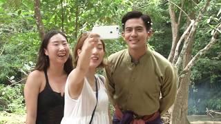 ตะลุยกองถ่าย | เพลิงพรางเทียน (เต้ยและแฟนคลับเกาหลีของเค้า) | 07-06-62