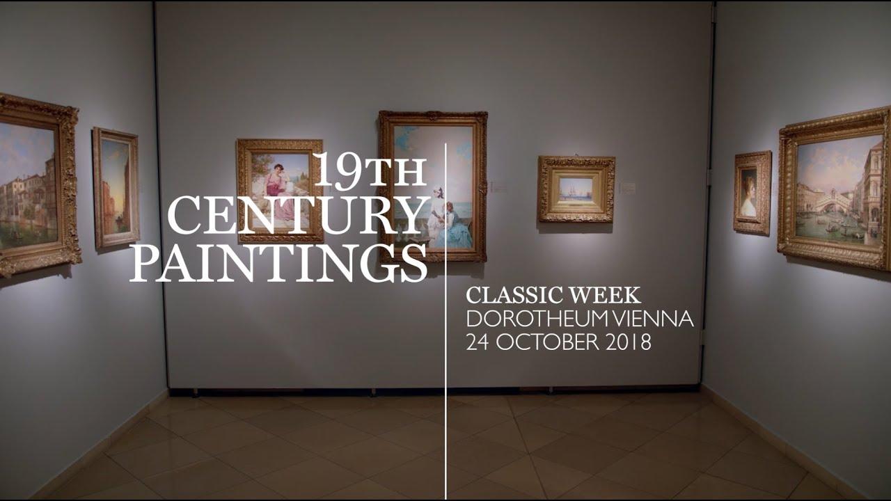 Gemälde 19. Jahrhundert | Preview