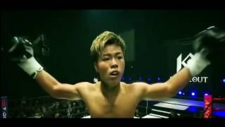 Теншин Нацукава - 18 летний гений ММА!