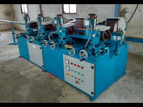 Tube Polishing Machine