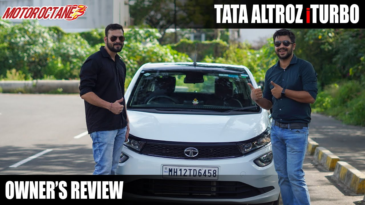 Motoroctane Youtube Video - Tata Altroz iTurbo Owner's Review - Happy or not?