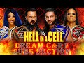 WWE Hell In A Cell 2020 | Dream Match Card | Subs Section #5