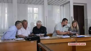 """Видео """"Новости-N"""": """"Дело Наума"""" в Заводском суде"""