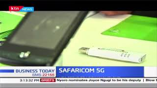 Safaricom to give China\'s Huawei a contract to roll out 5G mobile services