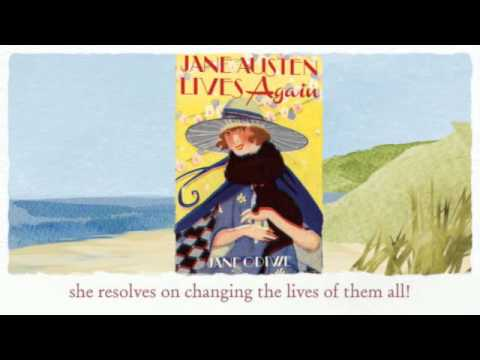 Jane Austen Lives Again Book Trailer