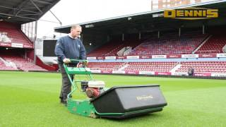 West Ham United Head Groundsman Chooses Dennis