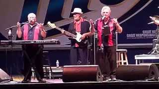 """Baby Come Back to Me"" -  DOO-WOP DADDIES! - Live at Maier Festival Park 6/l7/12"