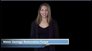 Water Damage Restoration-Tonya