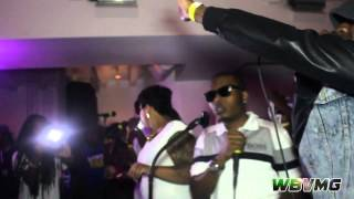 "Futuristic Love (Elroy) ABM ""The M"" ft YUNG LA - Layla Lounge 8−24−2013"