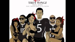 Trey Songz Feat. Young Jeezy & Lil Wayne - Hail Mary (Full Version)