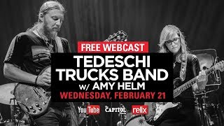 Tedeschi Trucks Band w/ Amy Helm :: The Capitol Theatre :: 02/21/18 :: Full Show