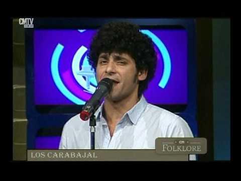 Los Carabajal video Entrevista y Acústico CM Folklore - Diciembre 2014