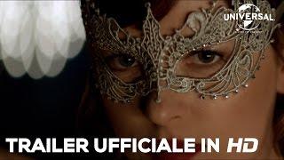 CINQUANTA SFUMATURE DI NERO  Trailer Italiano Ufficiale