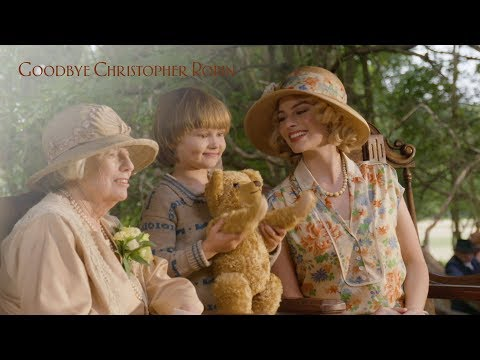 Goodbye Christopher Robin (Featurette 'Hello Billy Moon')