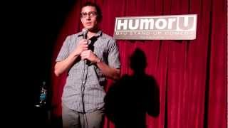 """Stand-Up Comedy """"Medical School"""" -Andres Mallipudi"""
