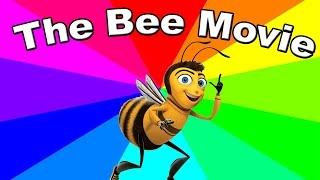 Why is the bee movie script a meme The origin of bee movie memes explained
