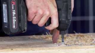 Panasonic Power Tools Drill and Impact Driver: Extreme Testing