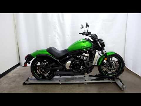 2015 Kawasaki Vulcan® S ABS in Eden Prairie, Minnesota - Video 1