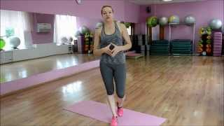 супер тренинг на похудение с использованием плиометрических упражнений))